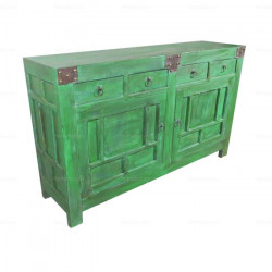 Antique Asian Sideboard