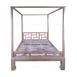 Canopy Oriental Bed